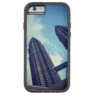 The Petronas Twin Tower of Malaysia Tough Xtreme iPhone 6 Case