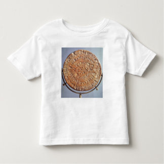 The Phaistos Disc, with unknown significance Tshirt