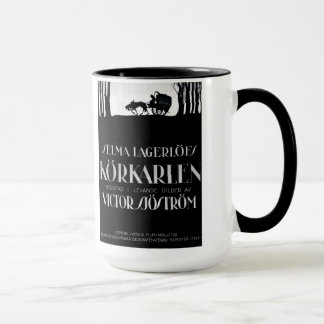 """The Phantom Carriage"" Mug"