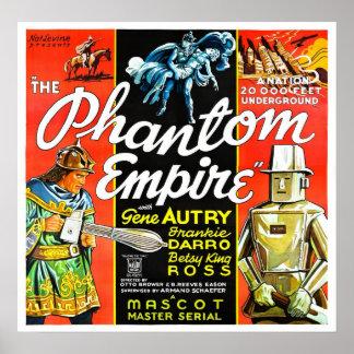 """""""The Phantom Empire"""" Poster"""