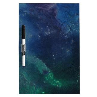 The PHANTOM of the OCEAN Dry-Erase Whiteboard