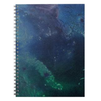 The PHANTOM of the OCEAN Note Books