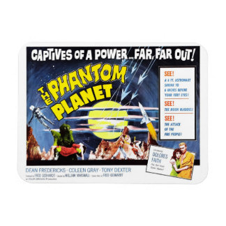 """The Phantom Planet"" Magnet"