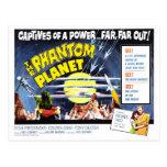 """The Phantom Planet"" Postcard"