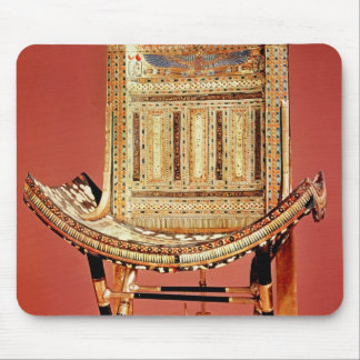 The pharaoh's ecclesiastical throne mouse pad
