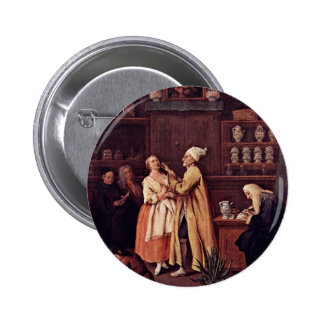 The Pharmacist By Longhi Pietro (Best Quality) Pin