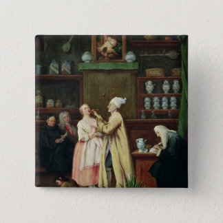 The Pharmacist Pinback Button