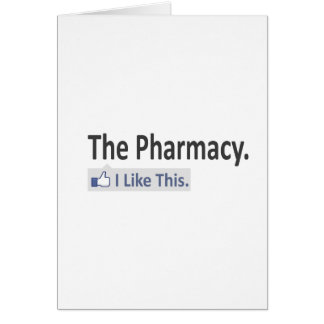 The Pharmacy...I Like This Card