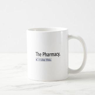 The Pharmacy...I Like This Coffee Mug