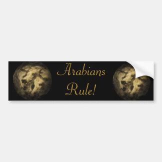The Pharoah's Horses Bumper Sticker