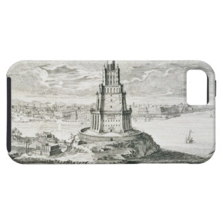 The Pharos of Alexandria, plate 9 from 'Entwurf ei iPhone SE/5/5s Case