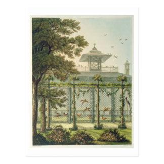 The Pheasantry, engraved by Joseph Constantine Sta Postcard