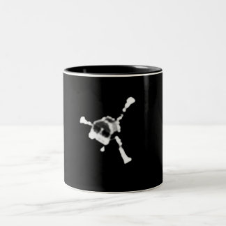 The Philae lander mug
