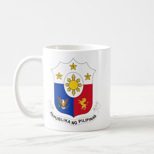 the Philippines, Philippines Classic White Coffee Mug
