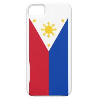 The Philippines (Pilipinas) flag iPhone SE/5/5s Case