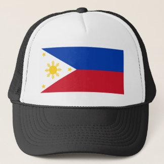 The Philippines (Pilipinas) flag Trucker Hat