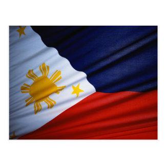 The philippines postcard