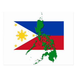 The Philippines Post Card