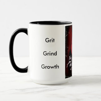 The Philly Grind Coffe Mug with tagline