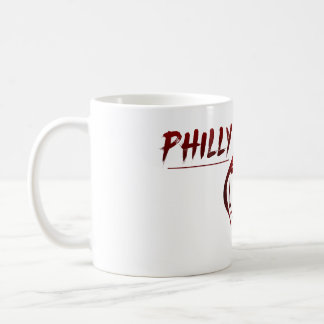 The Philly Grind Logo Mug