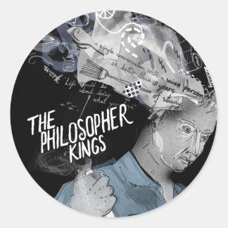 The Philosopher Kings Sticker