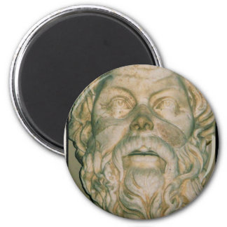 The philosopher Socrates Refrigerator Magnet