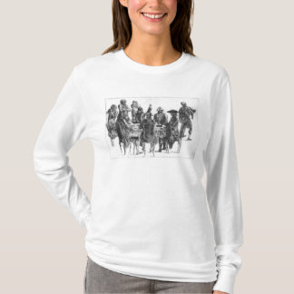 The Philosophers at Supper, c.1750 T-Shirt
