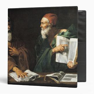 The Philosophers Vinyl Binder