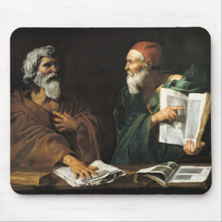 The Philosophers Mouse Pad