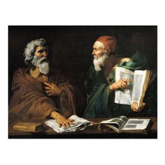 The Philosophers Postcard