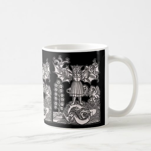 The Philosopher's Stone Classic White Coffee Mug