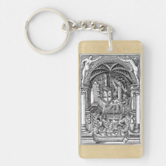 The Philosopher's Stone Keychains