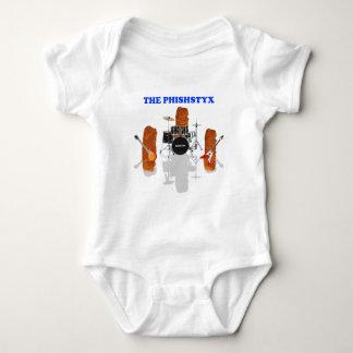 The Phishstyx Baby Bodysuit