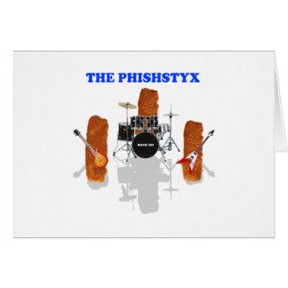 The Phishstyx Card