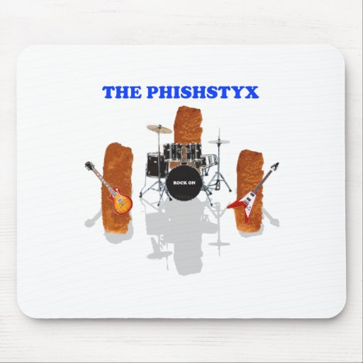 The Phishstyx Mouse Pad