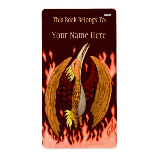 The Phoenix Bookplate