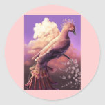 The Phoenix by Gustavo Siqueira Sticker