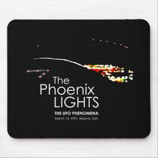 The Phoenix Lights Mouse Pad