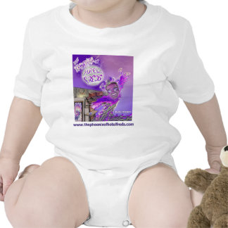The Phoenix of Hotel Freds Apparel Cover Baby Bodysuit