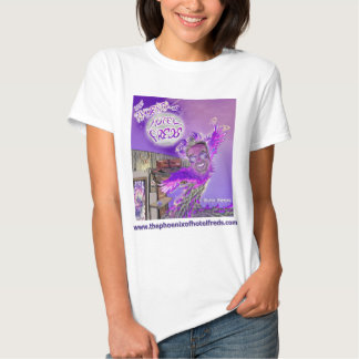 The Phoenix of Hotel Freds Apparel Cover Women T-shirt