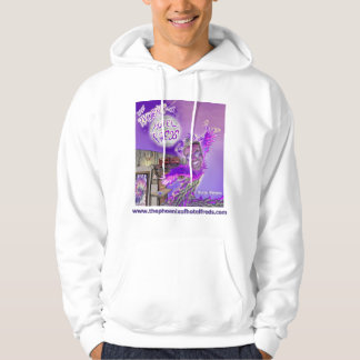 The Phoenix of Hotel Freds Apparel Hoodie