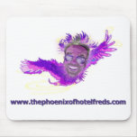 The Phoenix of Hotel Freds Bird MP Mouse Pad