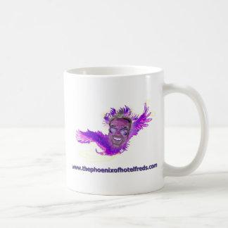 The Phoenix of Hotel Freds Bird TM Mugs