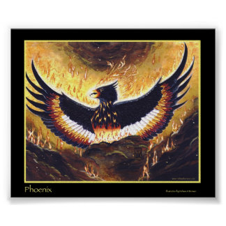 The Phoenix Rising Poster
