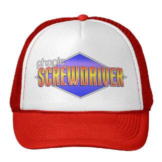 The Phonic Screwdriver Logo Trucker Hat