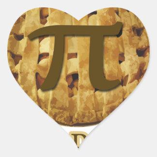 The Pi Pie Stickers