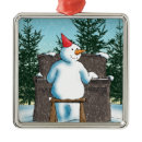 The Pianist Christmas Ornament