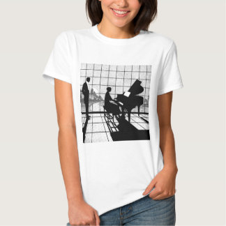 The Pianist Shirts
