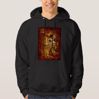 the piano player 4 hoodie