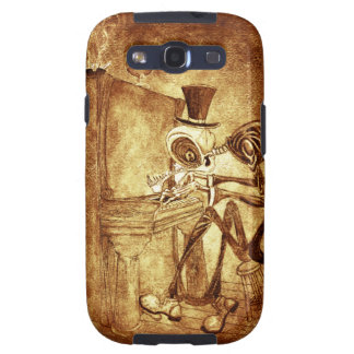 the piano player galaxy s3 case